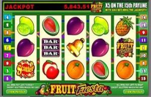Fruit Fiesta jackpot mobile slot