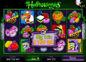Halloweenies Slots Frame