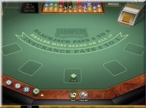 Jackpot city european blackjack gold frame