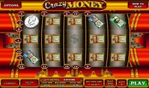 cash crazy 3 reel slot