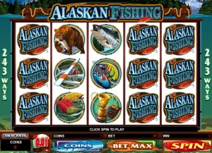 gamingcbub alaskan fishing