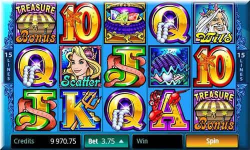Spin it grand slot